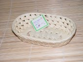 Корзиночка из пальмового листа