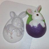Форма для мыла Кролик пасхальный