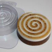 Форма для мыла Солнечная спираль