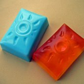 Форма для мыла Сингл F-0506
