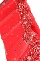 Бумага тишью red-ornament