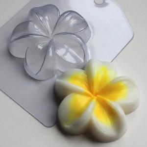 Форма для мыла Плюмерия